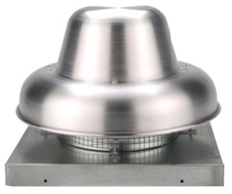 flo aire roof wall exhaust fan