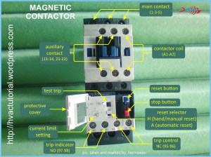 Magic Contactor | Hermawan's Blog (Refrigeration and