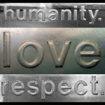 Humanity love respect
