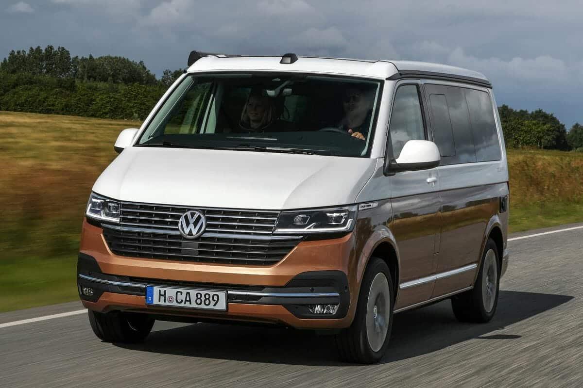 Volkswagen onthult California 6.1