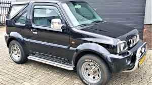 Suzuki Jimny 1.3 4x4 Cabriolet 2000 76.666 KM topstaat