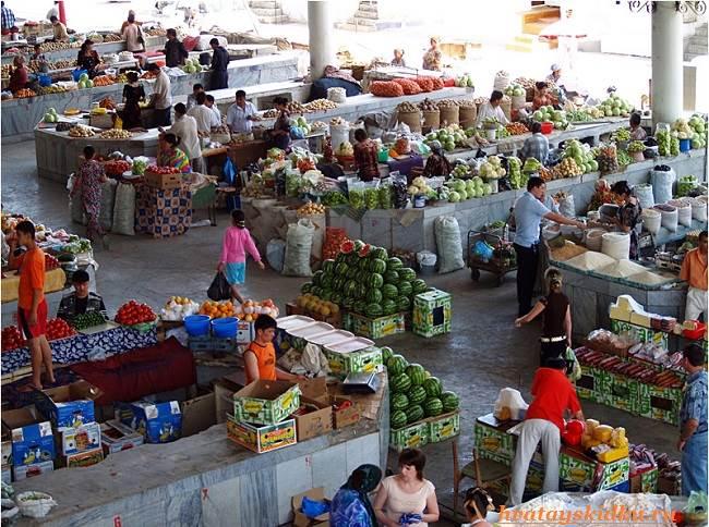 Рынки-Узбекистана-1