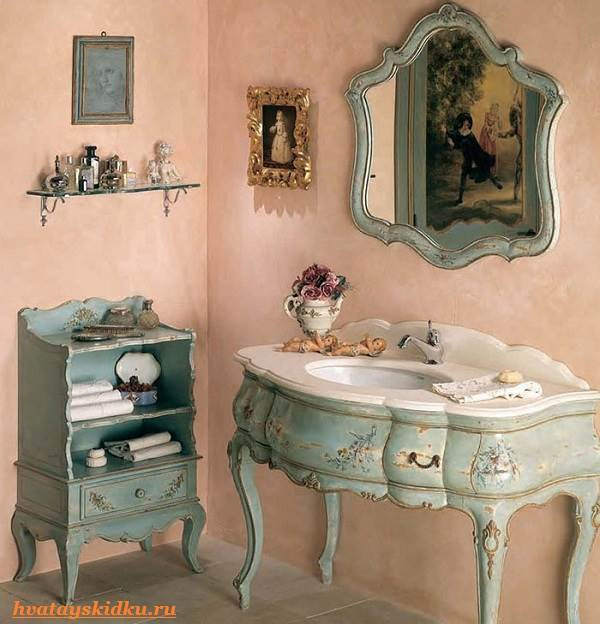 Мебель-в-стиле-Прованс-4