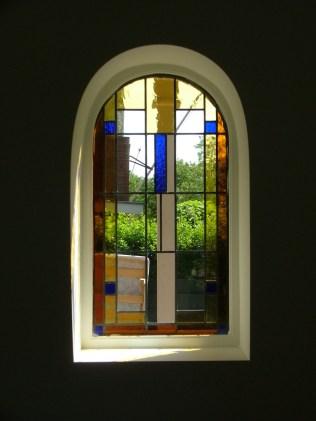 Zijraam nieuw raam