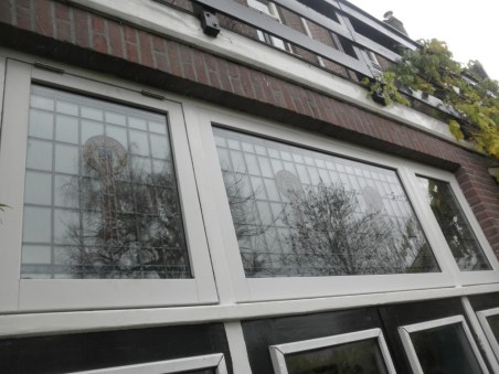 Buitenaanzicht nieuwe ramen