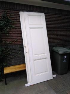 Nieuwe antieke binnendeuren