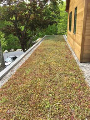 Vernon NJ - Rooftop Garden Green Roof Design - Highview Creations