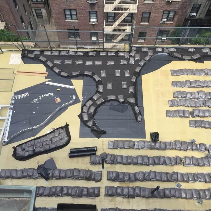 Lenox Hill - NYC Green Roof - Highview Creations