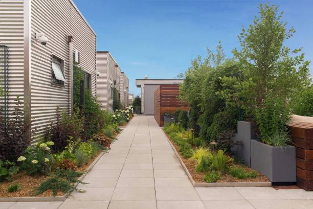 Highview Creations - Green Roofs in Brooklyn, Rooftop Gardens in NYC