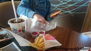 Veslekæll McDonald's