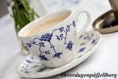 Kaffe Fjellborg