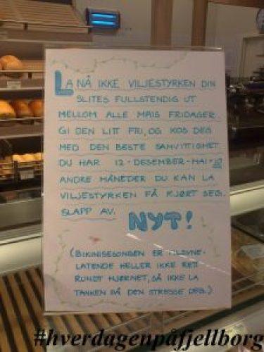 Husmora på Fjellborg