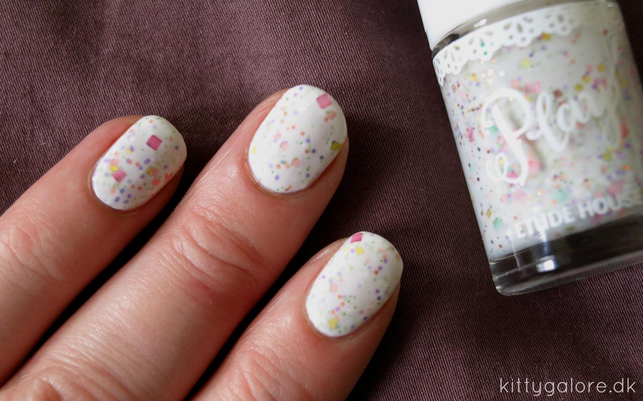 sommer K-beauty nail polish neglelak kittyglaore