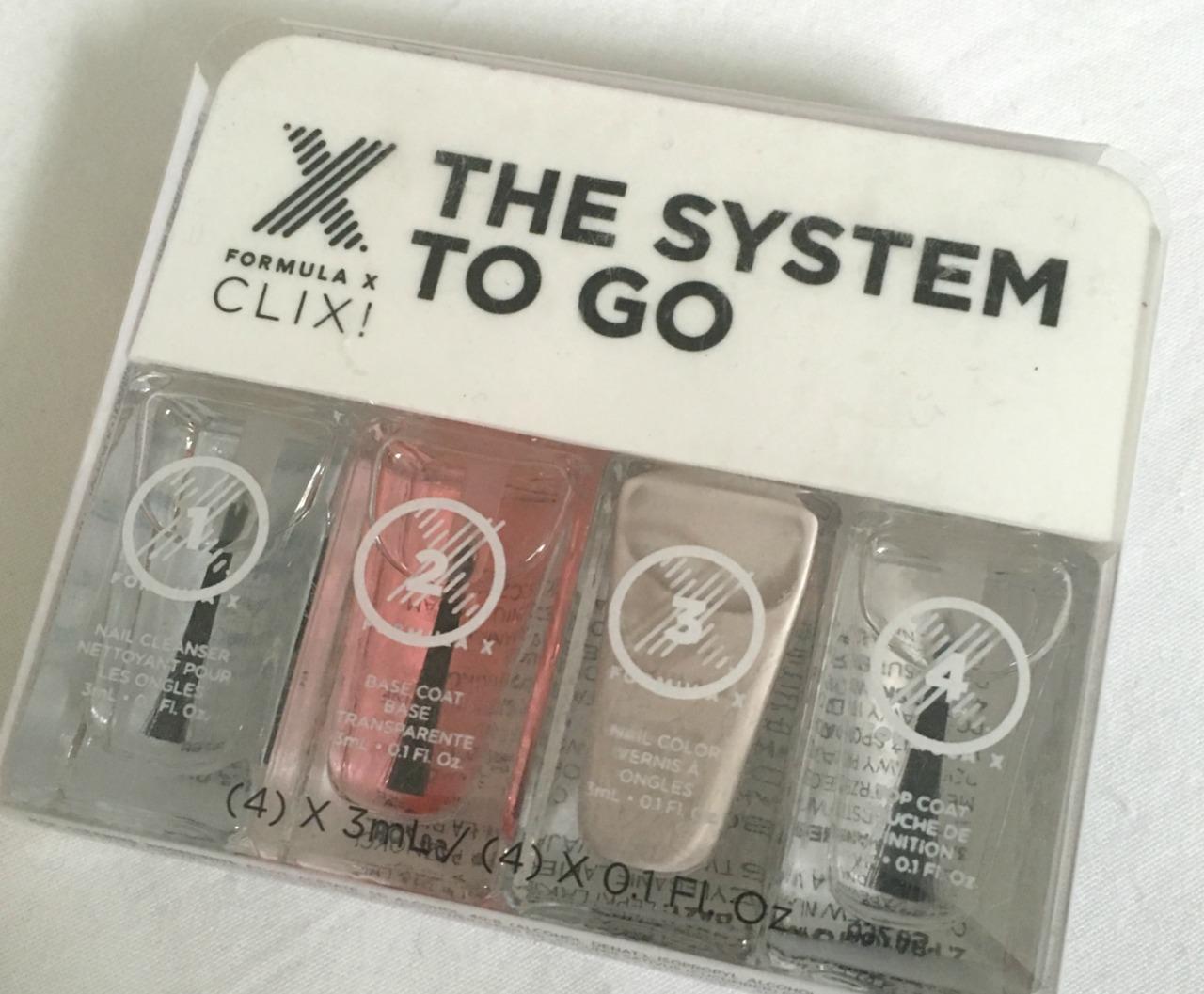 formula-x-the-system