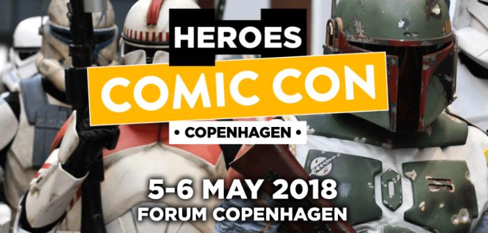 Comic Con i København