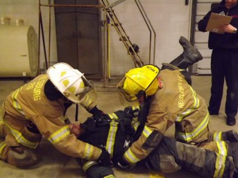 fire co training 075