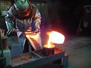 HVF Precious Metals Melt Shop