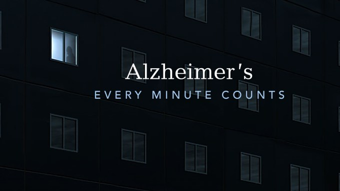 Alzheimer's Every Minute Counts logo