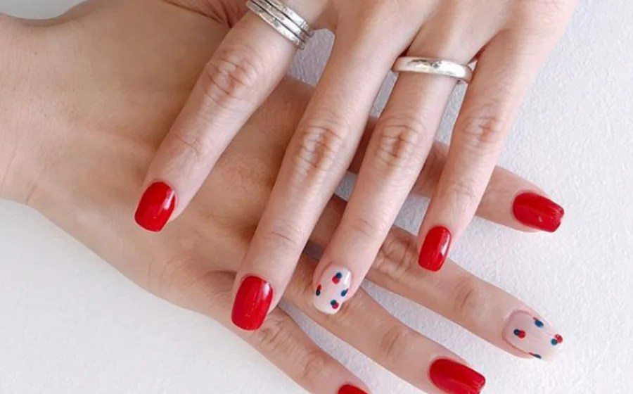 8 Manicure Ideas Perfect For Chinese New Year 2019 Her World