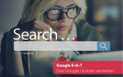 Der Rankingfaktor Google EAT