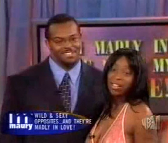 Uploaded August   Throwback Clip Of The Week Porn Star Skyy Black On Maury Takes A