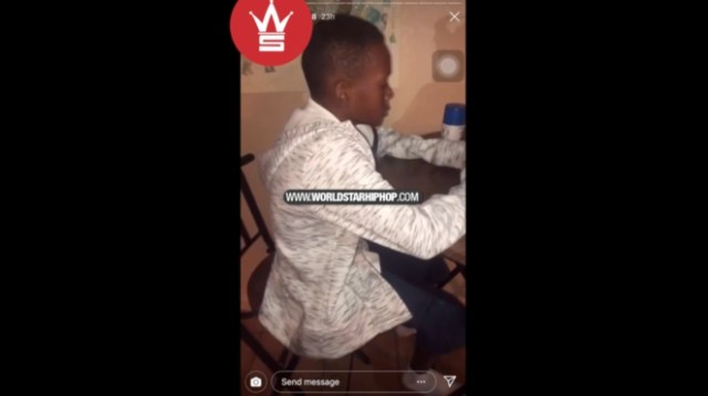 Mother Goes Off On Her Son For Gambling In The Streets At 11 Pm Makes Him Pay The Light Bill With The Money He Made Views 117140