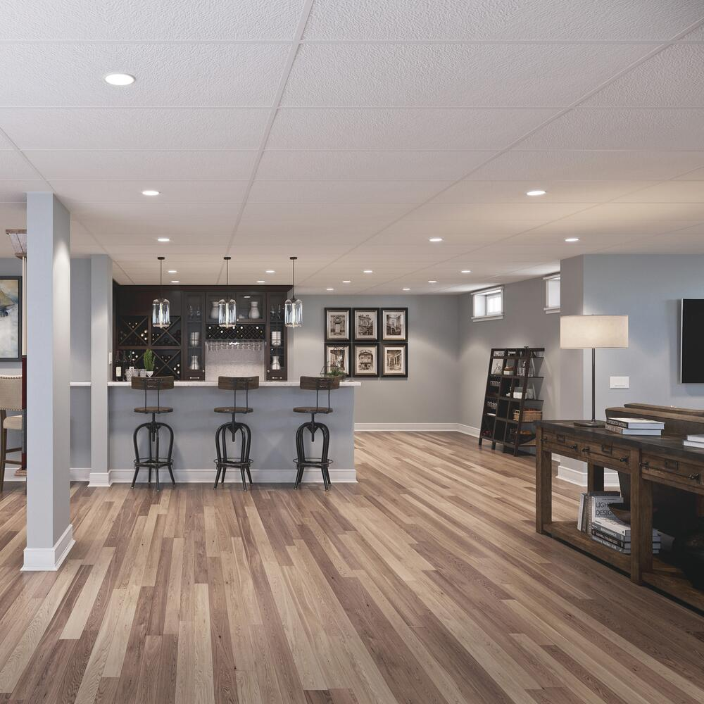stucco pro drop ceiling tile at menards