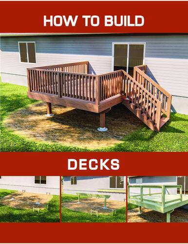 How To Build Decks At Menards