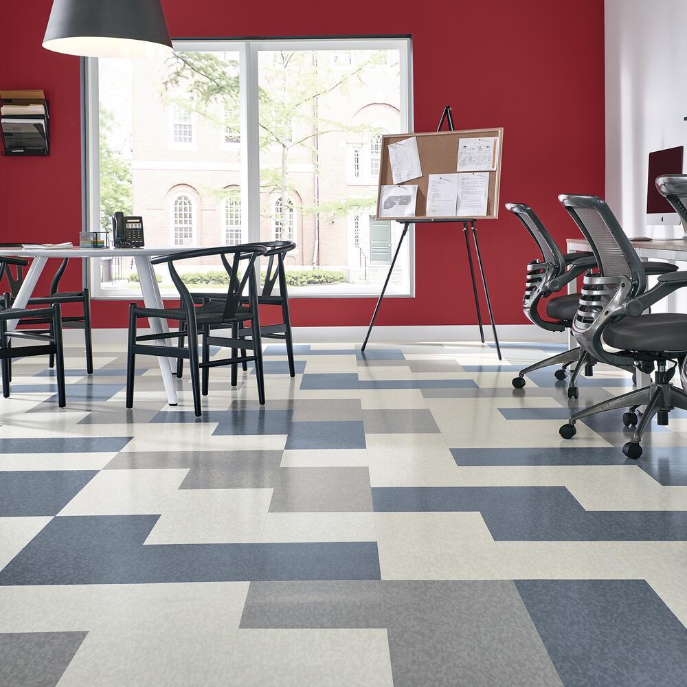 static dissipative flooring