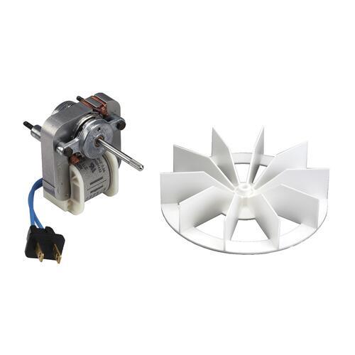 Broan 50 Cfm Bath Fan Replacement Motor Wheel At Menards