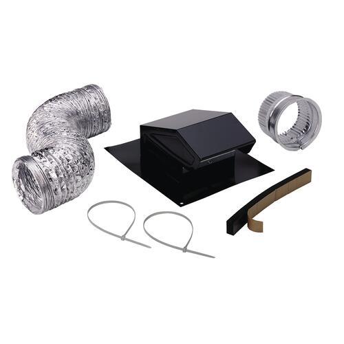 broan flexible roof vent ducting kit