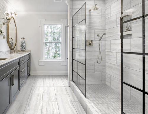 24 porcelain floor and wall tile