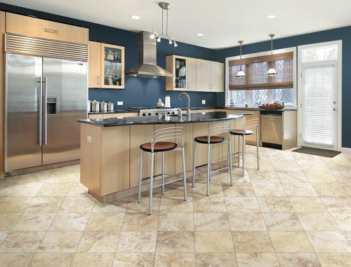 12 interlocking porcelain floor tile