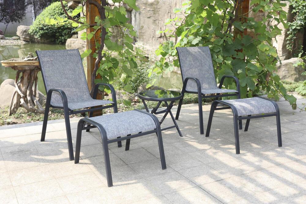 backyard creations fenton gray 5 piece