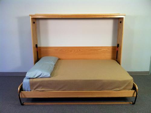 queen size deluxe murphy bed kit