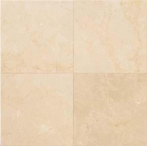 18 x 18 marble floor and wall tile at