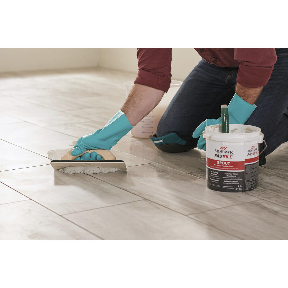 mohawk fast tile premixed flexible