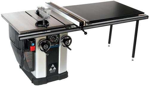 Delta Unisaw 10 Table Saw With 52 Biesemeyer Fence System At Menards