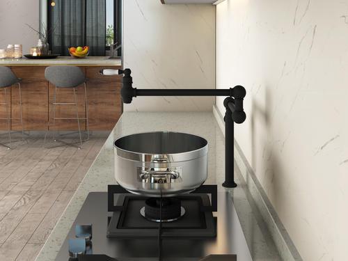 winterset two handle pot filler faucet