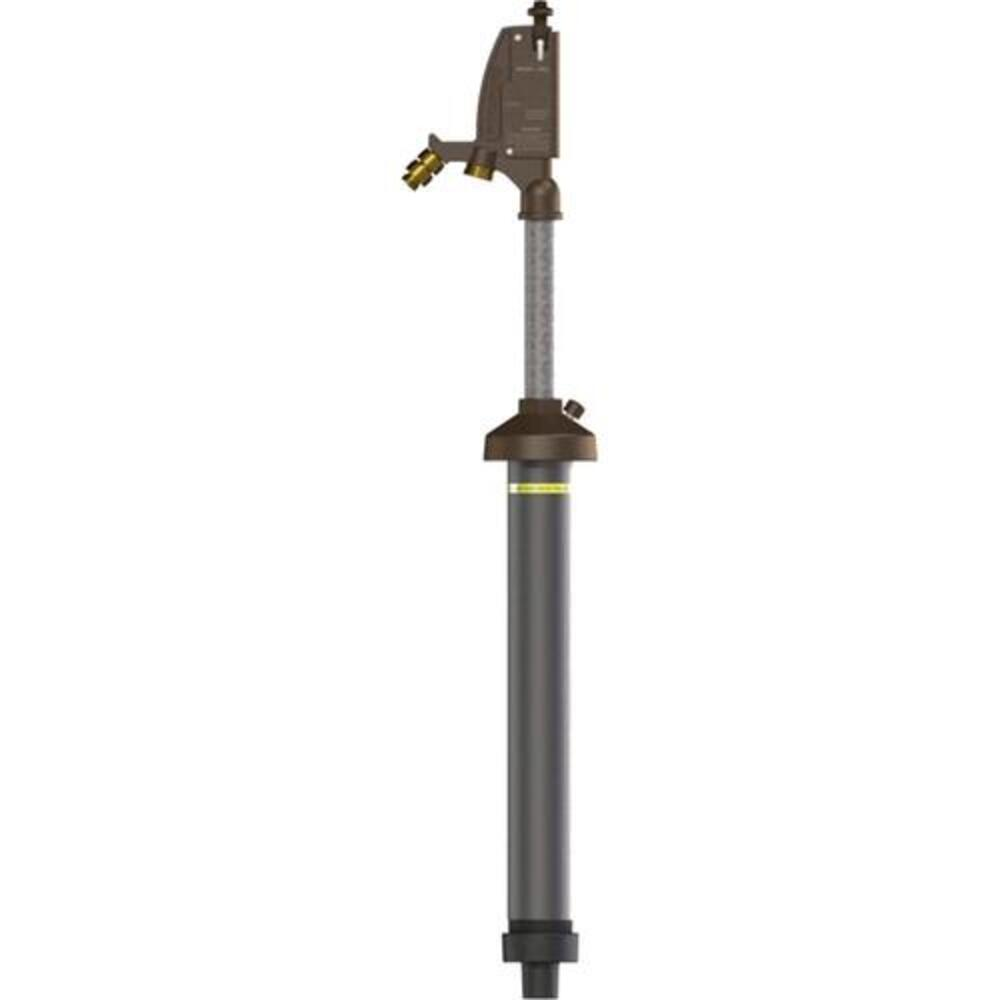 sanitary frost proof yard hydrant with