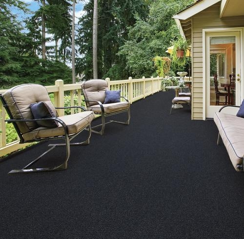 Foss® Ecofi Status Indoor Outdoor Carpet 12 Ft Wide At Menards® | Indoor Outdoor Carpet For Stairs | Slip Resistant Rubber Backing | Interior | Electric Blue | Stair Residential | Diamond Pattern