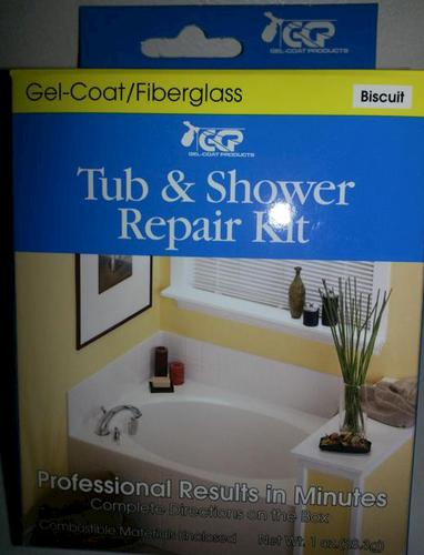 tub and shower surface repair kit