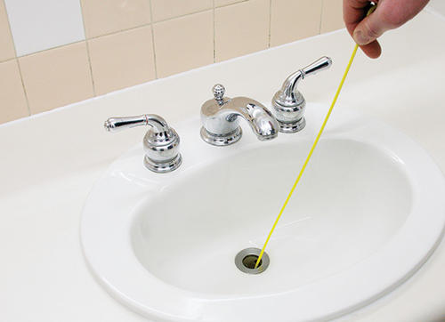 gt water products mini drain snake at