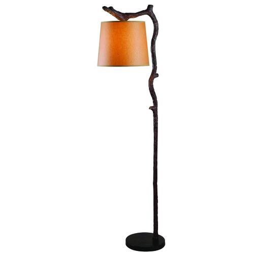 photon lighting gallow floor lamp at