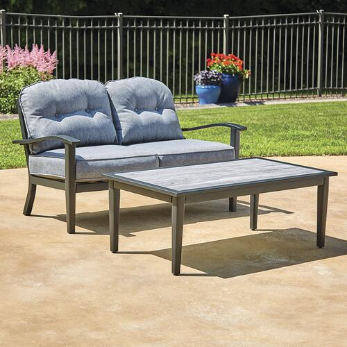 backyard creations denali gray 2 piece