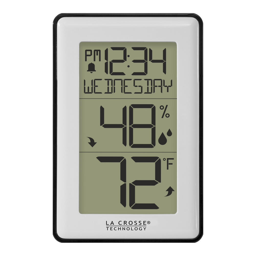 indoor digital thermometer and humidity