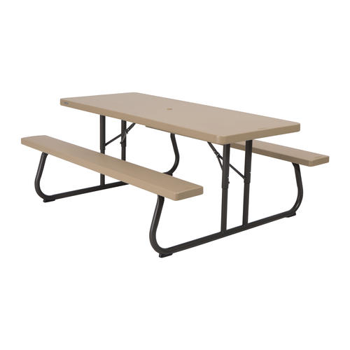 lifetime 6 folding picnic patio table