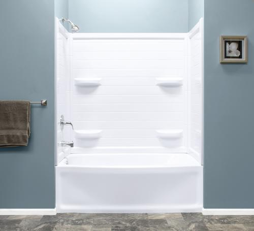 Lyons Contour 60 X 32 X 19 Soaking Bathtub At Menards