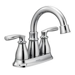 two handle 4 centerset bathroom faucet