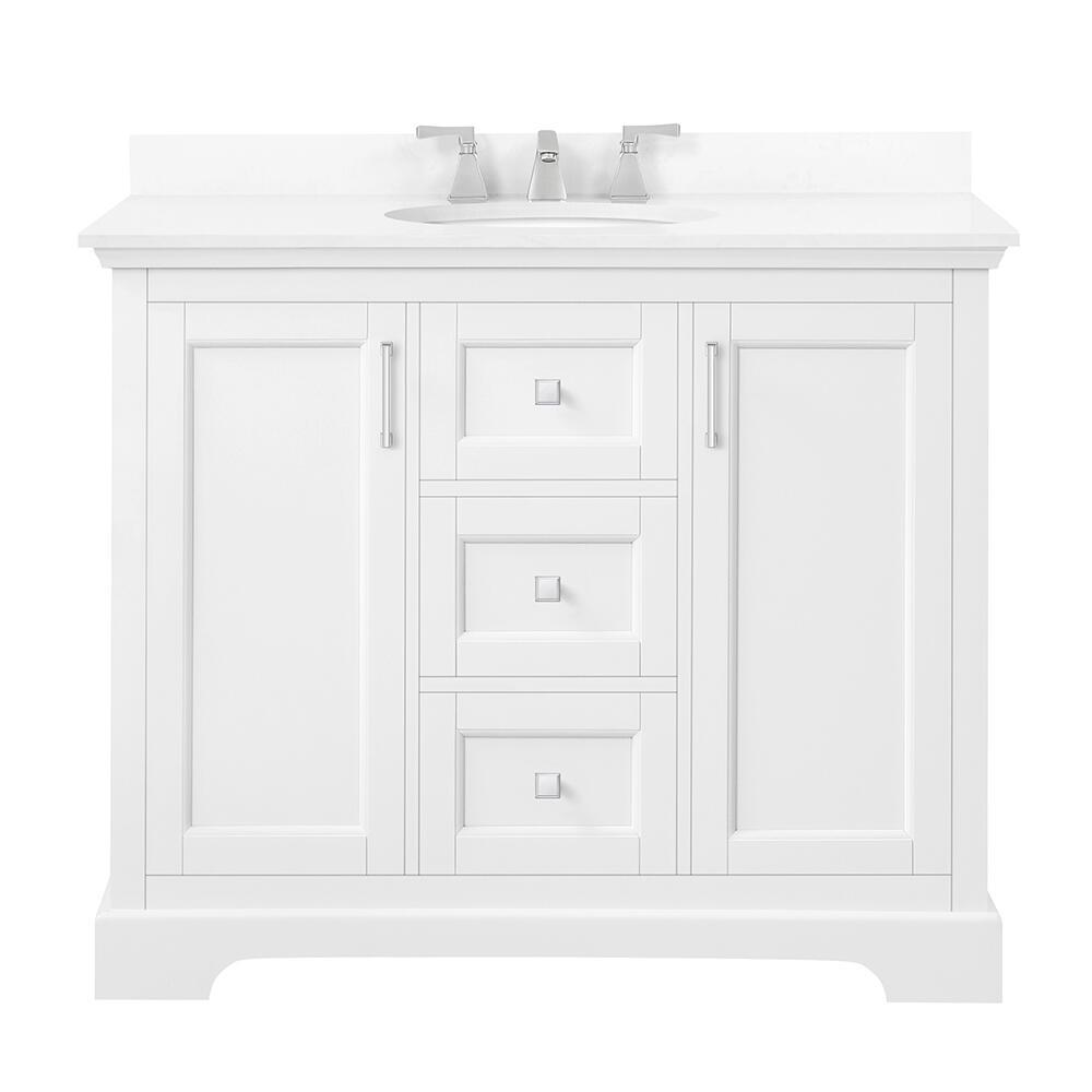 ove decors emma 42 w x 22 d white